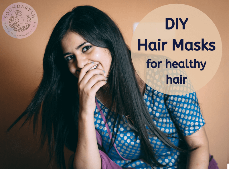 10 DIY Hair Masks for All your Hair Problems