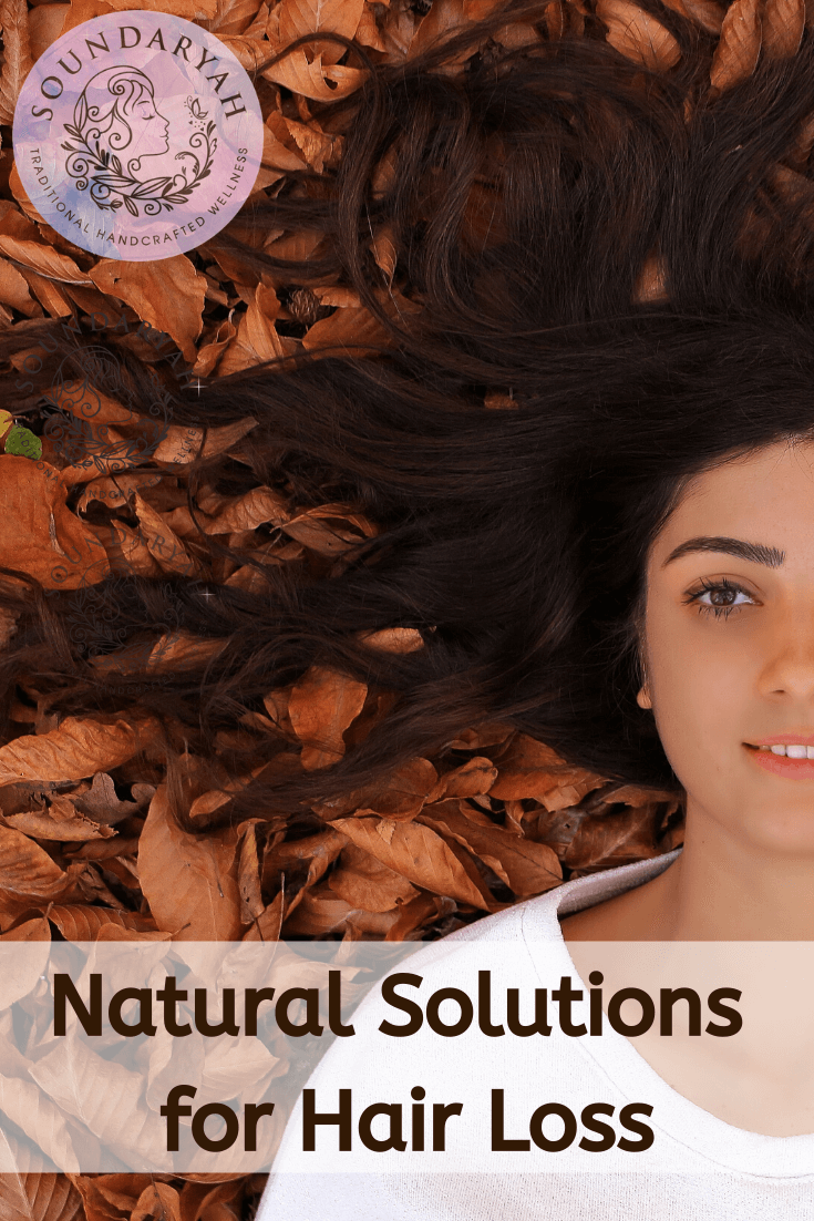 12 Natural Solutions for Hair Loss