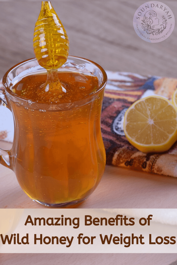 Benefits of Wild Honey for Weight Loss