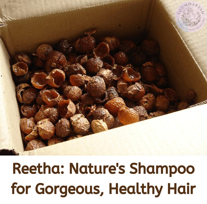 Reetha – Nature's Shampoo