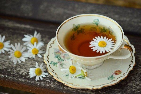 Top Five Healing Herbal Teas for Women
