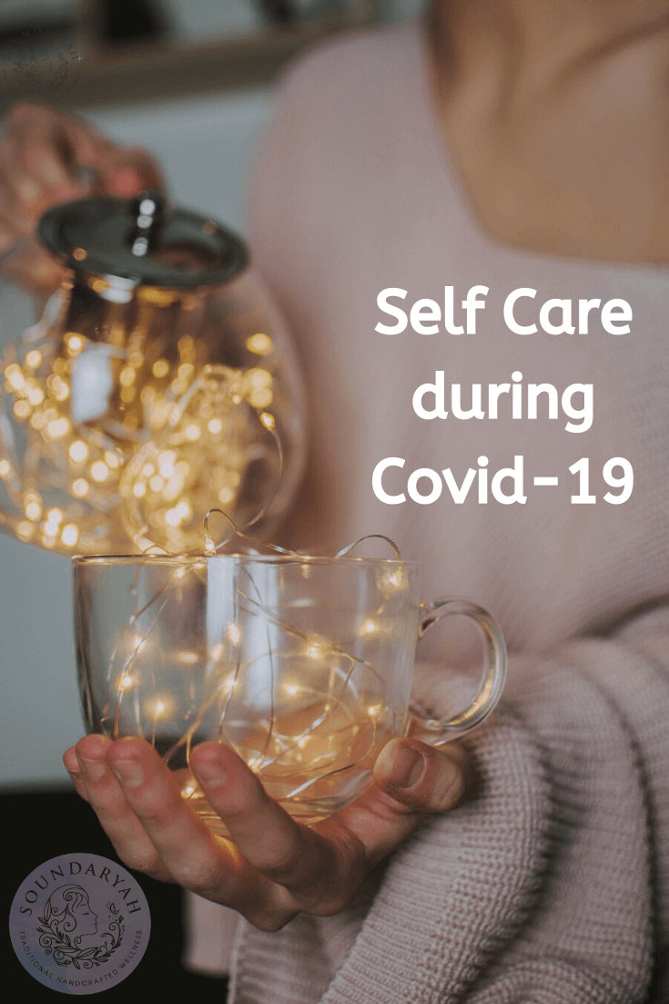Our current circumstances are unprecedented and our days have been turned upside down. Here is a guide on physical and emotional self care during Covid-19.