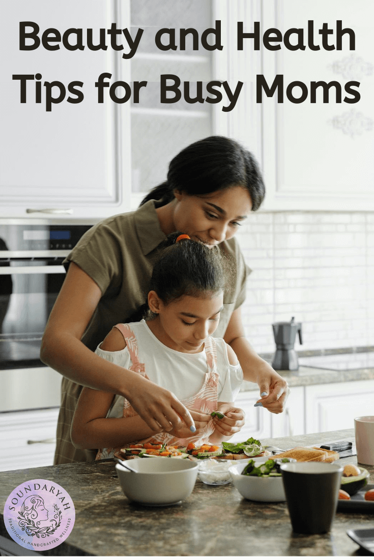 Busy Moms don't have much time, which is why they need hacks! Here are 20 beauty and health tips for busy Moms that can be easily integrated into your day.